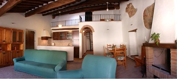 Alla Collegiata Appartamento in San Quirico d\'Orcia (flat to let in ...