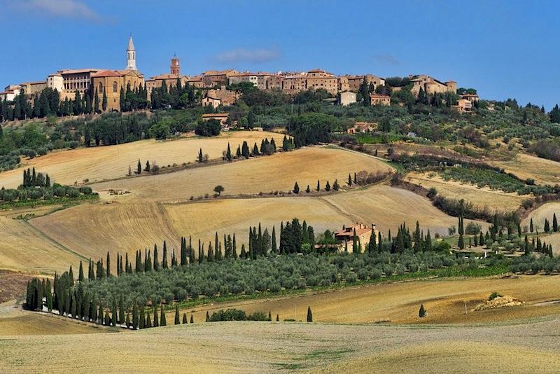 Pienza Italy  city photos : Pienza Toscana | Upptäck Italien!
