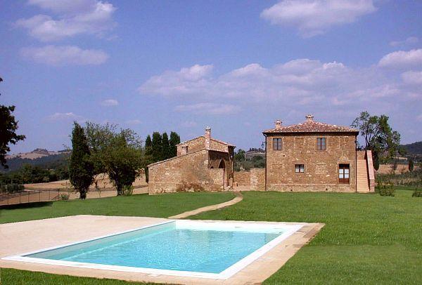 Villas in tuscany tra pienza e montepulciano piscina1 - San giovanni in persiceto piscina ...