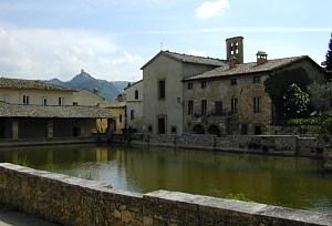 Hotel ristorante il patriarca loc querce al pino chiusi siena toscana italia - Alberghi bagno vignoni ...